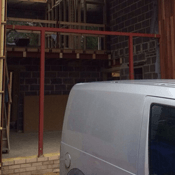 Steel fabrication in Nottingham